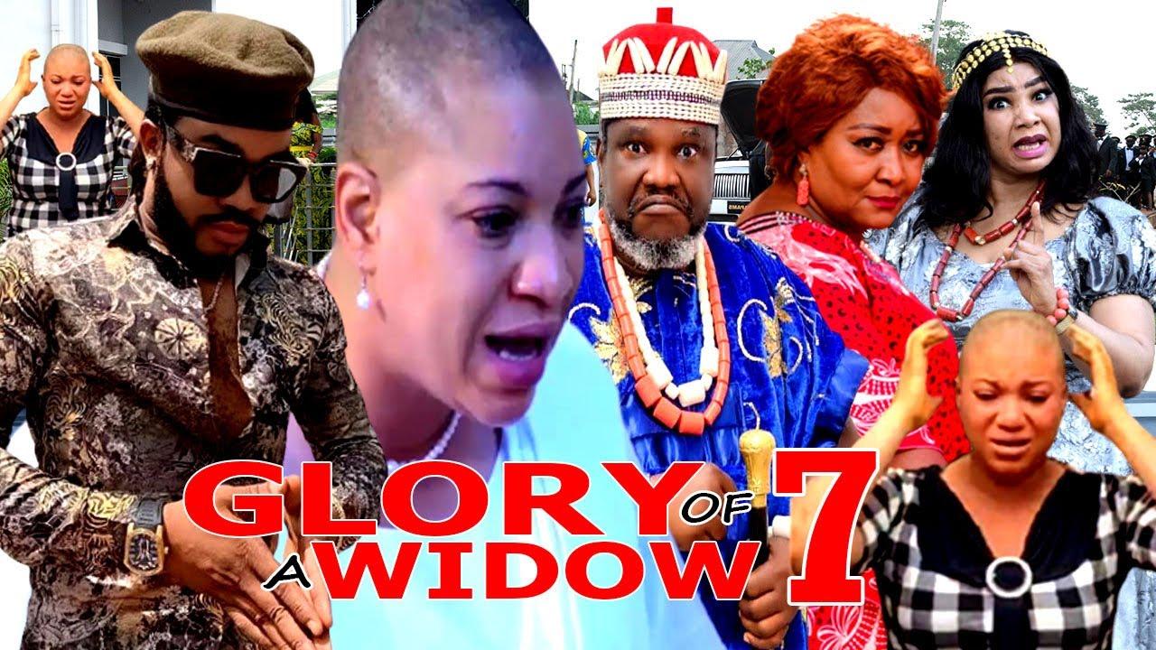 Download GLORY OF A WIDOW (SEASON 7) 4K FILM - New Trending Movie 2021 Latest Nigerian Nollywood Movie