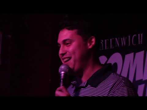 Comedian Eleazar Guzman (NYC)
