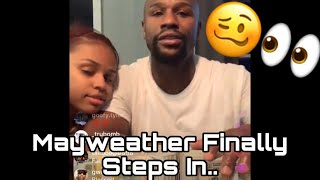 Floyd Mayweather FINALLY Gets On Moneyyaya And Defends Her About NBA Youngboy!