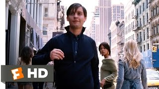 SpiderMan 3 (2007)  Cool Peter Parker Scene (510)  Movieclips
