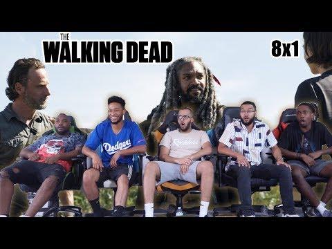 The Walking Dead Season 8 Episode 1 Mercy Reaction/Review