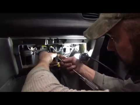 Test And Replace Blower Motor Resistor - Chrysler Town & Country / Caravan