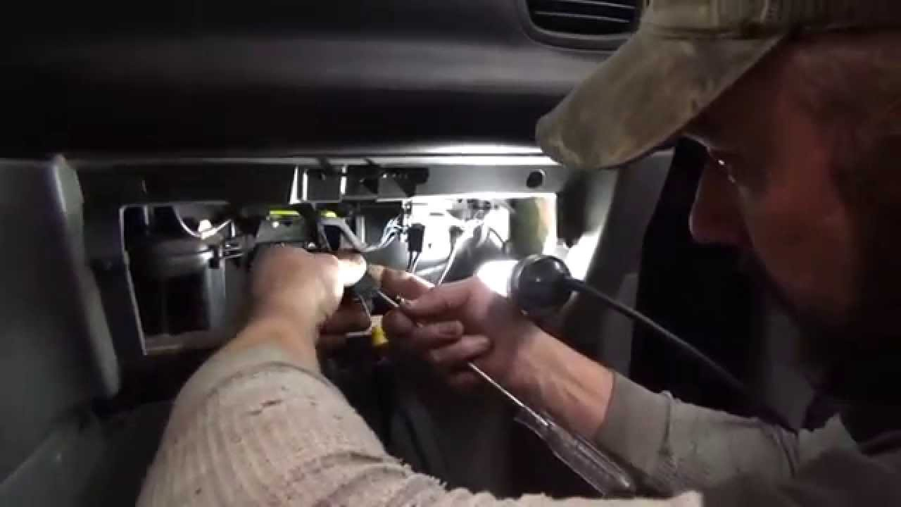 test and replace blower motor resistor chrysler town country caravan youtube [ 1280 x 720 Pixel ]