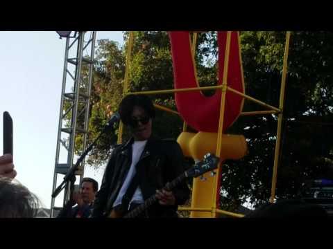 Guitar Wolf, Burger Boogaloo 2017