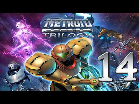 Let's Play Metroid Prime Trilogy [MP1] (Part 14): Steinharter Bosskampf!