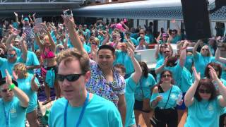 The 80&#39s Cruise 2016 - Modern English, &quotI Melt With You&quot, Live.