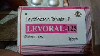 LEVORAL - 125 tablet ( सबसे सस्ती और सबसे अच्छी Antibiotic ) Use and Side Effect Full Hindi Reviews