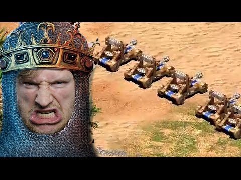 2v2 - Maxim vs Abos | Age of Empires 2 [#15]