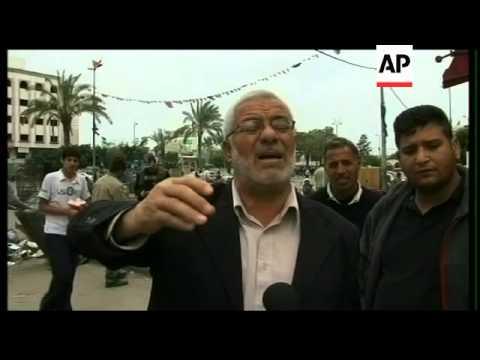 WRAP Iraq; Palestinian street reaction