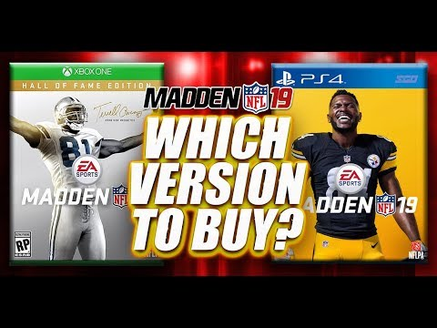 Madden 19: Which Version Should You Buy?