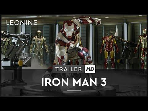 IRON MAN 3 | Offizieller Superbowl Trailer I Deutsch