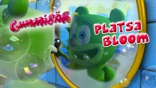 Platsa Bloom BUBBLE UP GREEK Version GUMMIBÄR The Gummy Bear