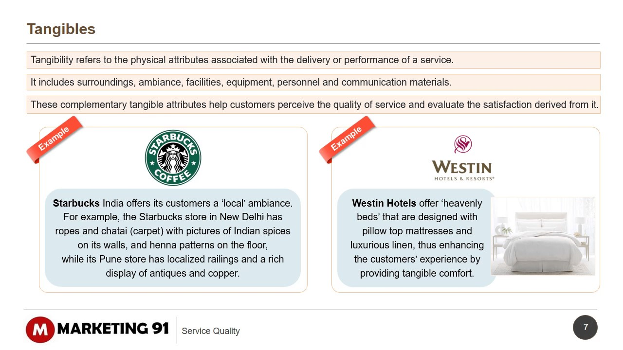 dimensions of service quality starbucks Starbucks corporation is an international coffee company and coffeehouse chain based in  perceived high value for money due to quality of product and service,.