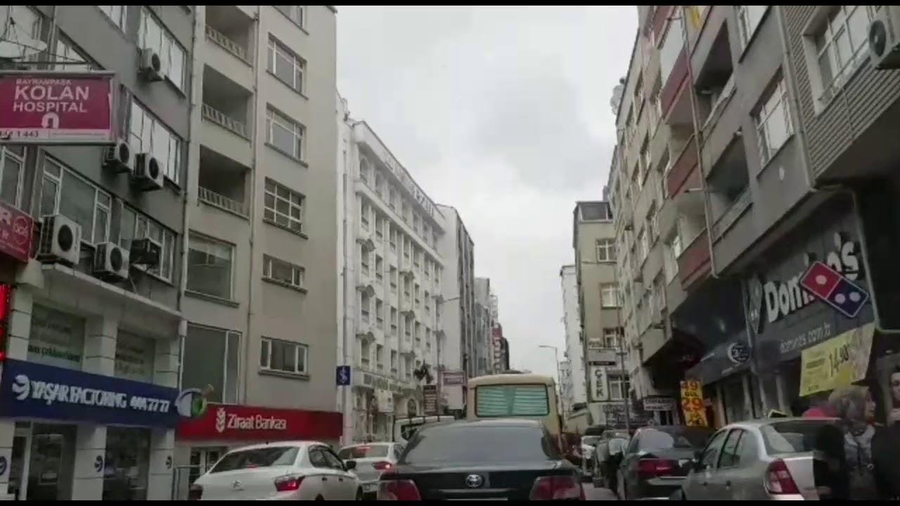 07cccd9701e5c محلات الجملة للملابس بتركيا bayrampaşa - YouTube