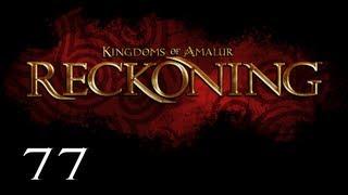 Прохождение Kingdoms of Amalur: Reckoning - Часть 77 — Глубины Аметина / Босс: Тирнох [ФИНАЛ]