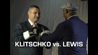 Lennox Lewis vs. Vitali Klitschko AGAIN 2018. Виталий Кличко против Леннокса Льюиса. 2018