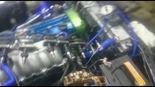 Проверка искры на катушках зажигания RB25DET (Skyline)