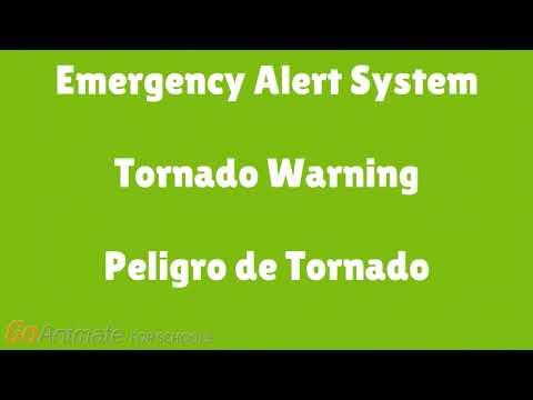 EAS Scenario: Florida Weather Disaster