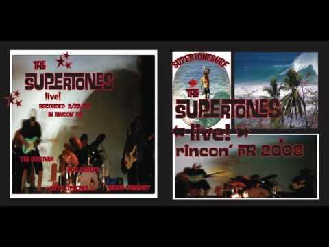 THE SUPERTONES LIVE PR 2008 SUPERTONESURF VOL 1 FULL ALBUM