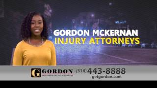 Alexandria Car Wreck Lawyer | Get Gordon | Gordon McKernan Injury Attorneys