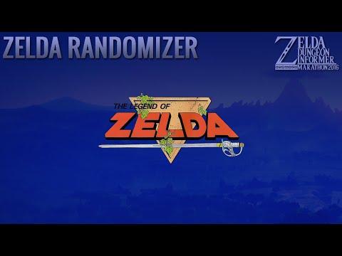 Video - ZDi Marathon 2016 - The Legend of Zelda Randomizer   Zelda