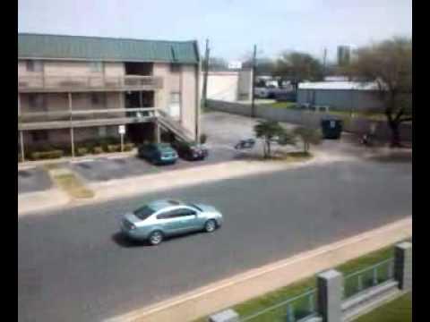 Motorola CLIQ XT test footage