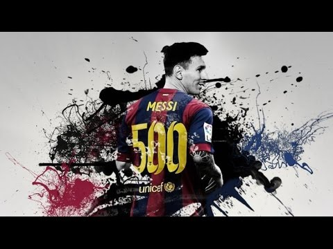 Lionel Messi  All 500 Goals for Barcelona ● HD