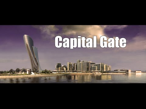Documental - ABU DHABI - Capital Gate En Español