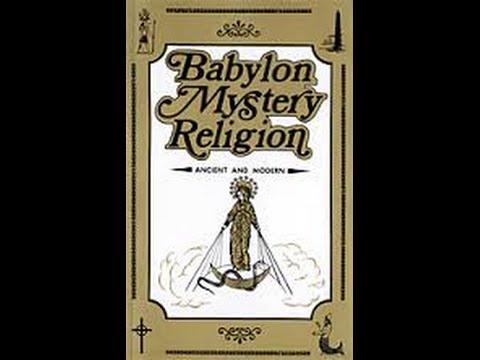 """Babylon Mystery Religion Chapter 1:BABYLON """"SUN WORSHIP"""" SOURCE OF ALL FALSE RELIGION"""