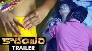Latest Telugu Movies 2016 | Kadambari Telugu Movie Trailer | Vinay Krishna | Hashika Dutt