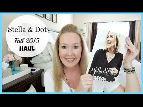 Stella & Dot Fall 2015   HAUL + Wishlist