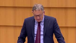 Intervento in Plenaria dell'europarlamentare Giuseppe Ferrandino sul Piano di gestione pluriennale per il tonno rosso nell'Atlantico orientale e nel Mediterraneo.