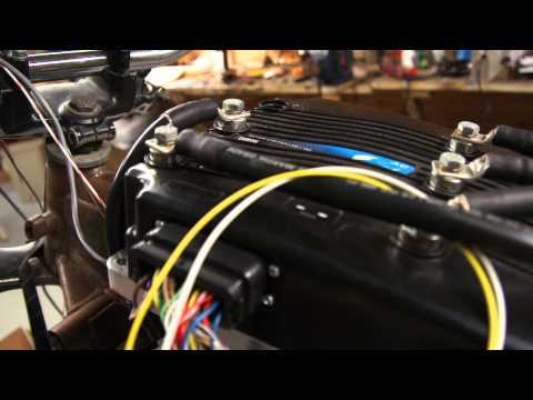 Electric Moto Guzzi Eldorado