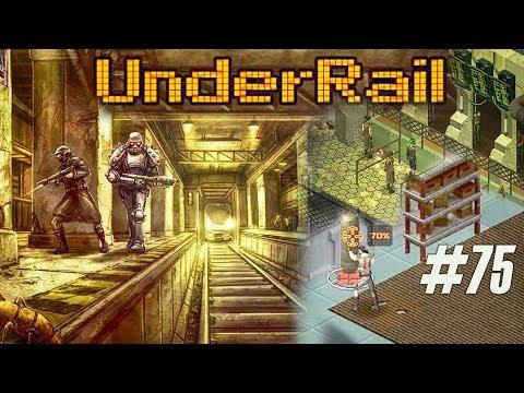 """[Внезапный финишёр] Ошибки прошлого настигли нас в RPG """"UnderRail"""" (#75)"""
