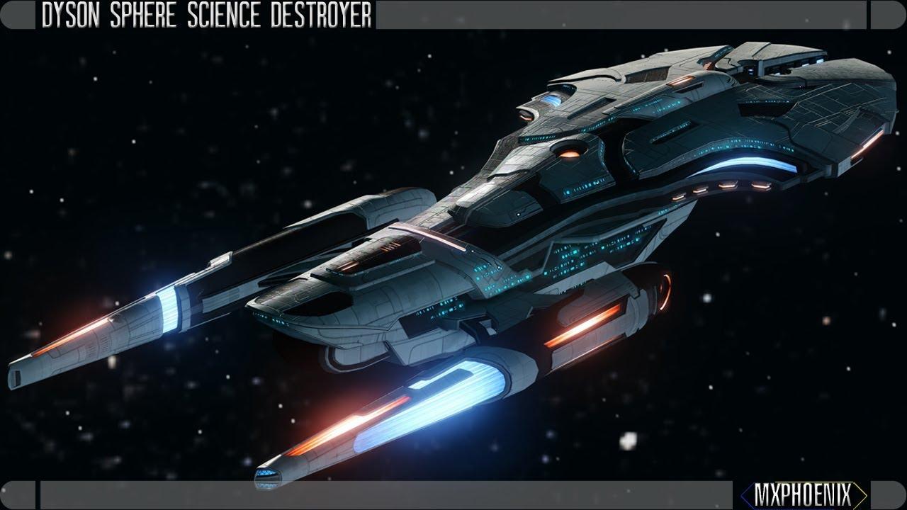 Star trek online solanae dyson sphere science destroyer 4 piece console synergy youtube - Star trek online console ...