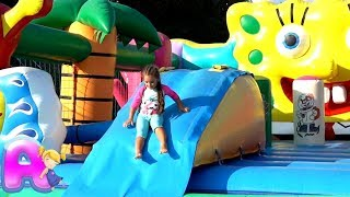 My super fun day with dad on the sea Video for kids by Anna Kids