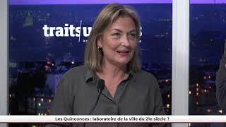 FPU LIVE -  Les Quinconces : laboratoire de la ville du 21e siècle ?
