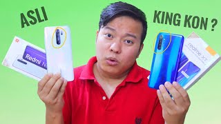 Redmi Note 8 Pro vs Realme XT ⁉️ Full Camera Comparison Shocking