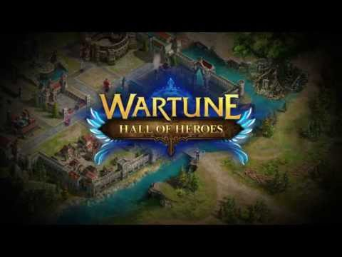 Wartune Hall of Heroes: Official Trailer (Extended)