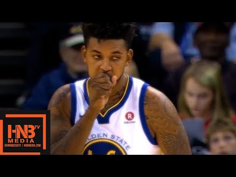 Golden State Warriors vs Orlando Magic 1st Half Highlights / Week 5 / 2017 NBA Season