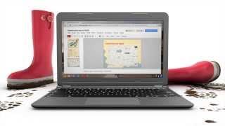 Chromebook: Создание презентаций(Узнать больше про Chromebook на http://google.ru/chromebook Приобрести устройства можно на сайтах М.Видео (http://goo.gl/VzjWvy) и..., 2014-02-03T12:26:15.000Z)