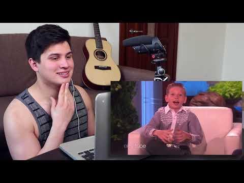Vocal Coach Reaction to Kid Yodeler Mason Ramsey Performing on Ellen