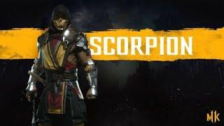 Mortal Kombat 11 | Torre Klásica Scorpion | En Español