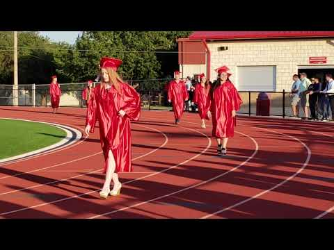 2018 Jourdanton Graduation