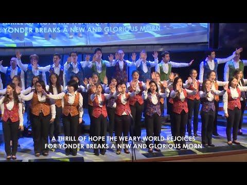 Everlasting Light: CCF Alabang Christmas Cantata [12.21.14]