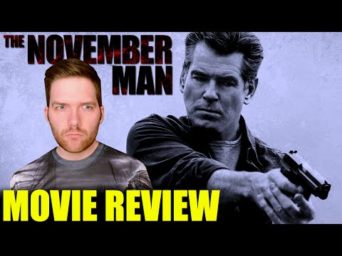 The November Man - Movie Review