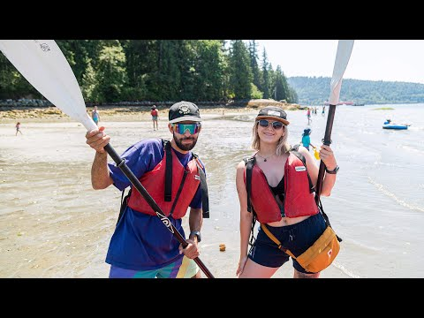 Meet the couple who won 'the best summer job in Canada'