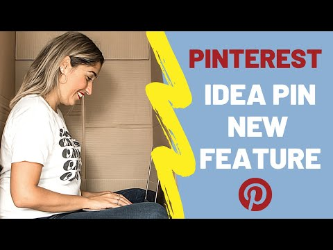 How to use Pinterest feature idea pin to increase exposure