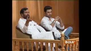 Aap Ki Adalat: Ram Vilas Paswan speaks on Lalu Yadav