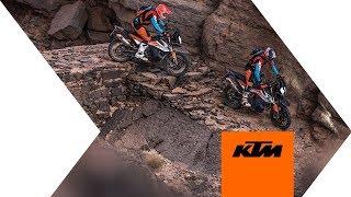 2019 KTM 790 ADVENTURE R – ADVENTURE HARDER! | KTM